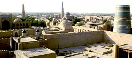 Tourismus in Usbekistan