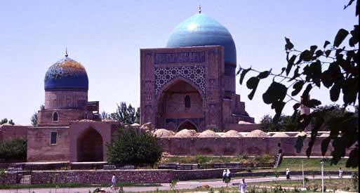 Uzbekistan, Tourism in Uzbekistan